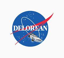 Delorean Nasa Logo T-Shirt