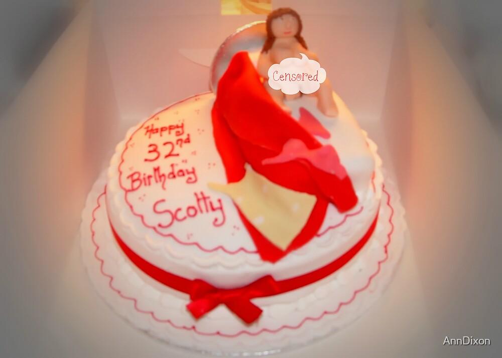 Fun Cake by AnnDixon