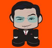 Colbert Politico'bot Toy Robot 1.0 by Carbon-Fibre Media