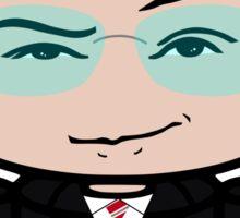 Colbert Politico'bot Toy Robot 1.0 Sticker