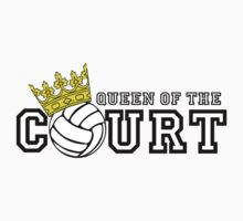 Queen of the Court by shakeoutfitters