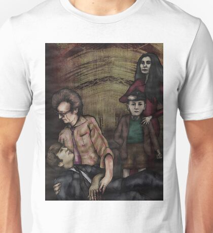The death of john lennon Unisex T-Shirt