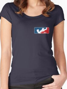 NYFE Racing (Small) Women's Fitted Scoop T-Shirt