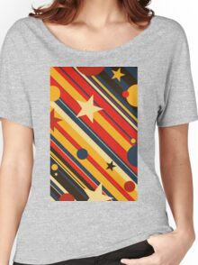 Retro Women's Relaxed Fit T-Shirt