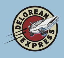 De Lorean Express by Aquilius