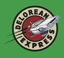 De Lorean Express Kids Clothes