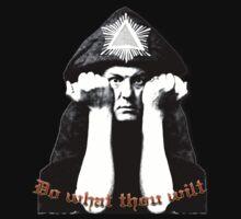 Aleister Crowley - Do what thou wilt by djhypnotixx