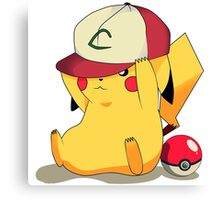 PokeBall Pokemon Canvas Print