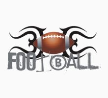 Football Tribal by shakeoutfitters