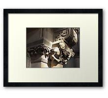 Buchanan Street Architecture, Glasgow Framed Print