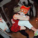 Masked Ball #10 by Douglas Hunt