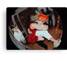 Masked Ball #10 Canvas Print