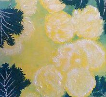 Yellow sunshine  by Tammy  Porter