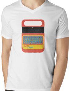 Vintage Look Speak & Spell Retro Geek Gadget Mens V-Neck T-Shirt