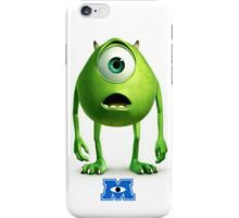 Mike Wazowski Monster inc iPhone Case/Skin