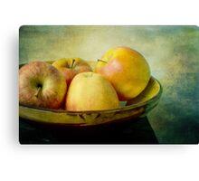 """""""Apples for Philéa"""" Canvas Print"""