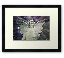 Sprinkles Of Moondust Framed Print
