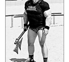 Jack Black - Got Muscles? by Ron Dubin