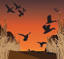 Wetlands by BKMillerDesigns