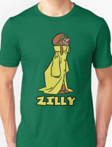 Zilly- Flying Machines Unisex T-Shirt