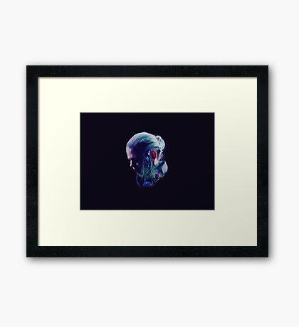 I love you (Captain Swan) Framed Print