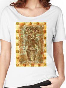 latin Sculpture Women's Relaxed Fit T-Shirt