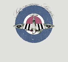 Vintage Look Fighter Plane Supermarine Spitfire Unisex T-Shirt