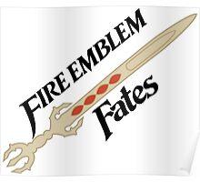 Fire Emblem Fates - Sword - Yato Poster