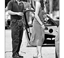 Amanda Righetti - The Valet by Ron Dubin