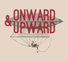 Onward And Upward by AAA-Ace