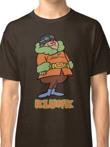 Klunk- Flying Machines Classic T-Shirt
