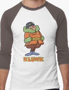 Klunk- Flying Machines Men's Baseball ¾ T-Shirt