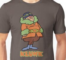 Klunk- Flying Machines Unisex T-Shirt