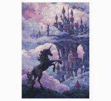 Unicorn Castle Kids Clothes