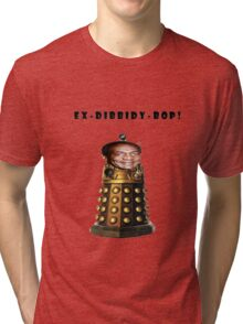 Bill Cosby Dalek Collection Tri-blend T-Shirt