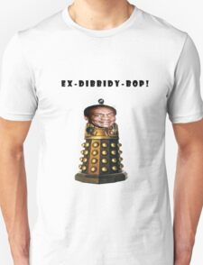 Bill Cosby Dalek Collection Unisex T-Shirt