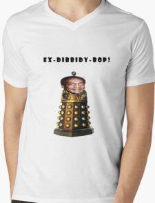 Bill Cosby Dalek Collection Mens V-Neck T-Shirt