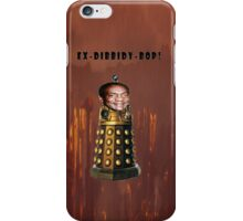 Bill Cosby Dalek Collection iPhone Case/Skin