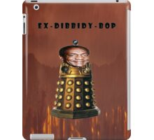 Bill Cosby Dalek Collection iPad Case/Skin