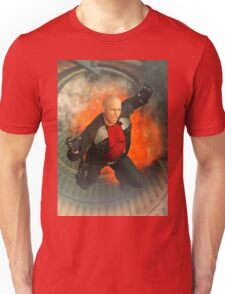 Explosion In The Hole Unisex T-Shirt