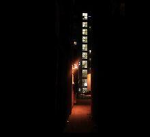 Alleyway by Sam Budworth