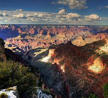 Grand Canyon Majesty by Bryan Shane
