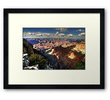 Grand Canyon Majesty Framed Print