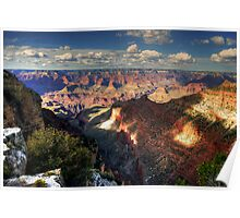 Grand Canyon Majesty Poster