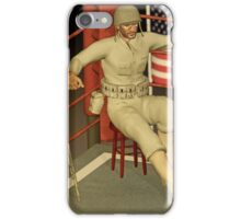 Ready To Rumble iPhone Case/Skin