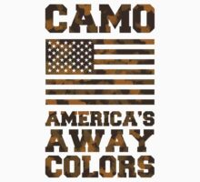 America's Away Colors by Look Human