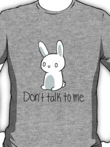 Antisocial bunny T-Shirt