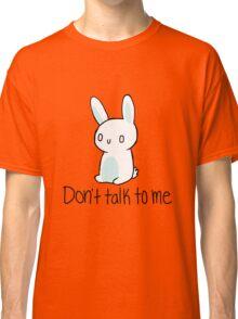 Antisocial bunny Classic T-Shirt