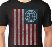 State Champs American Flag Design Unisex T-Shirt