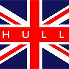 Hull UK Flag				 by FlagCity